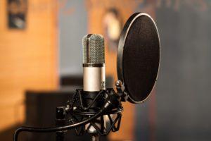услуги звукозаписи