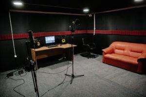 Почасовая запись в студии заказать