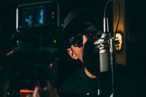 Запись песни Рэп
